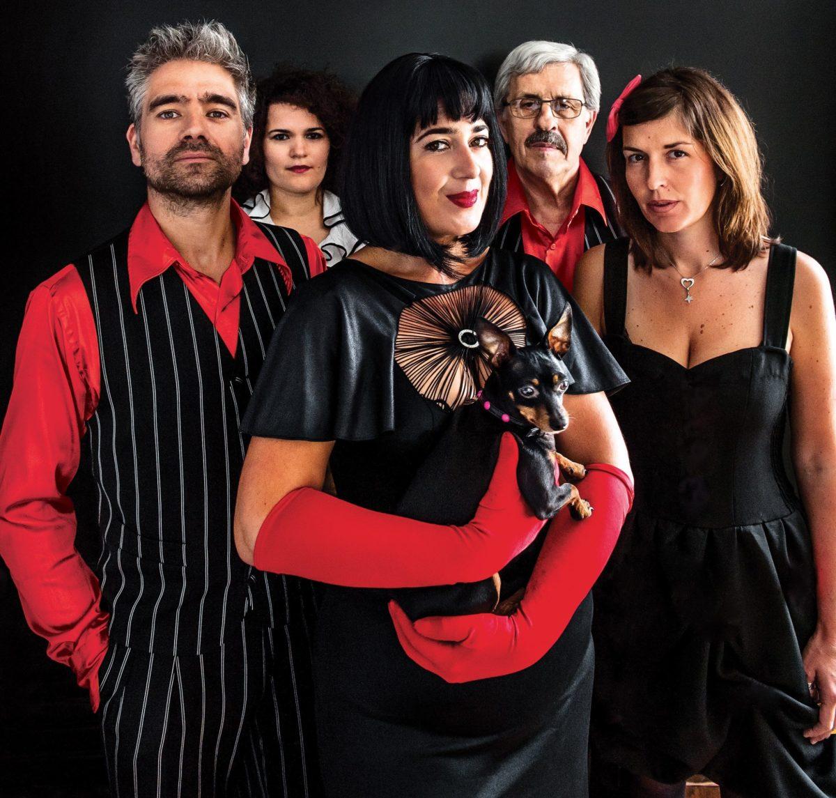 Maria-Dolores-Amapola-Quartet © Sylvain Gripoix