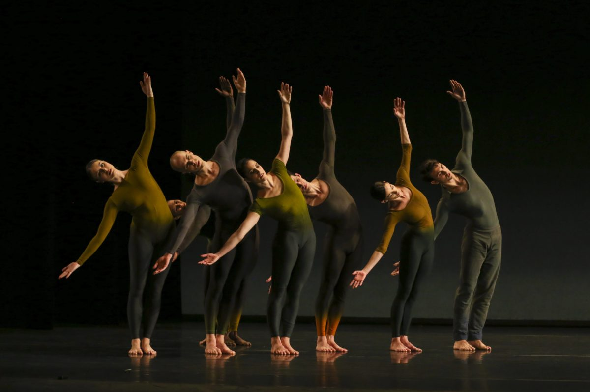 « Summerspace, Exchange, Scenario » de Merce Cunningham © Michel Cavalca