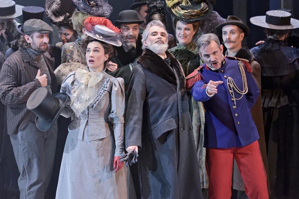 « Fortunio » à l'Opéra Comique © Stefan Brion