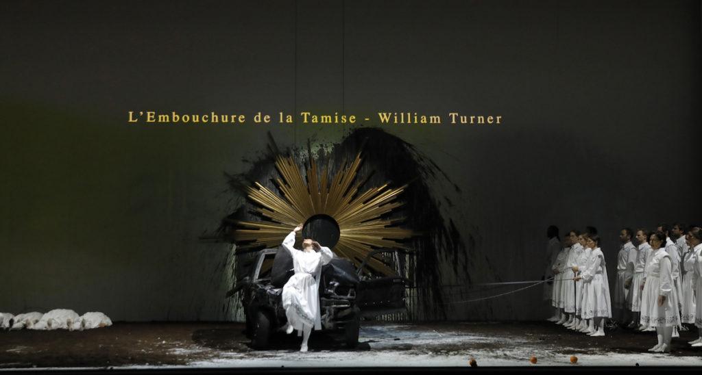 Requiem de Mozart - Mise en scène de Romeo Castellucci - Direction musicale par Raphaël Pichon - Festival d'Aix-en-Provence 2019 © Pascal Victor / Artcompress