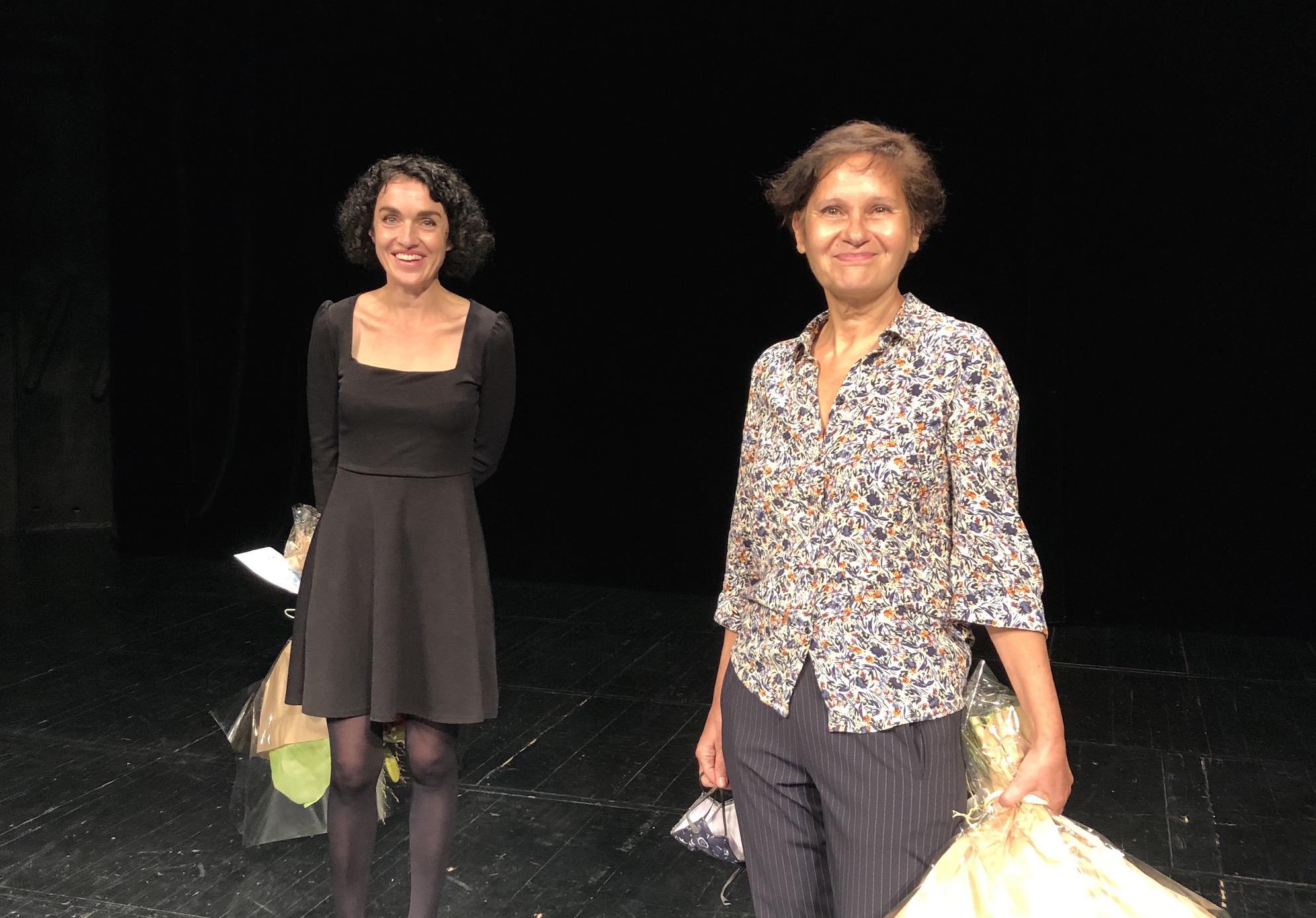 Lauréates Grands-Prix-Littérature-Dramatique-Artcena 2020 © Delphine Deval-Tilly