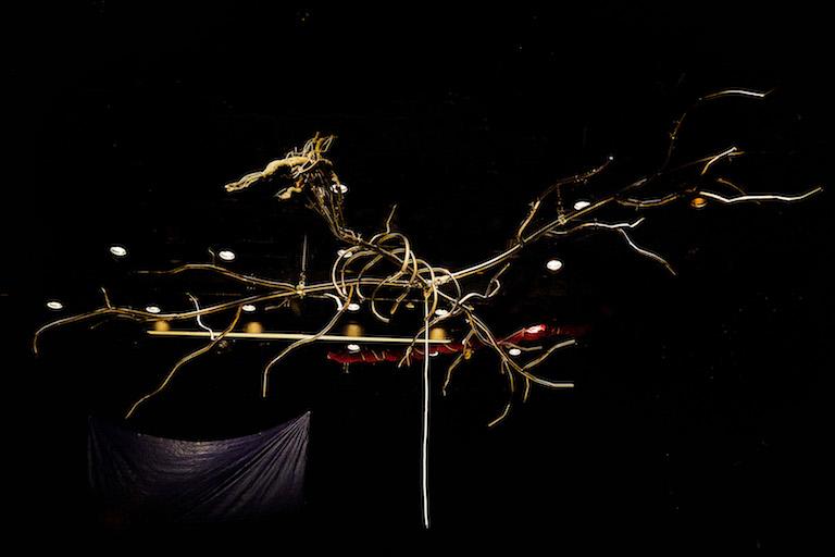 « Une cérémonie », le Raoul Collectif © Christophe Raynaud de Lage