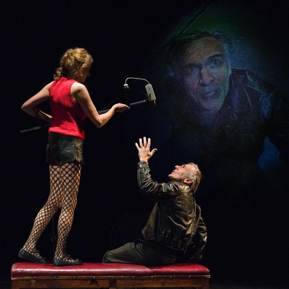 Le-funambule-Jean-Genet-Véronique-Bettencourt-Stéphane-Bernard © Louise-Kehl