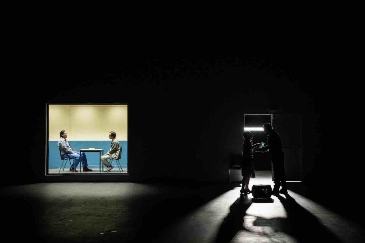 « La Réponse des Hommes » de Tiphaine Raffier © Simon Gosselin