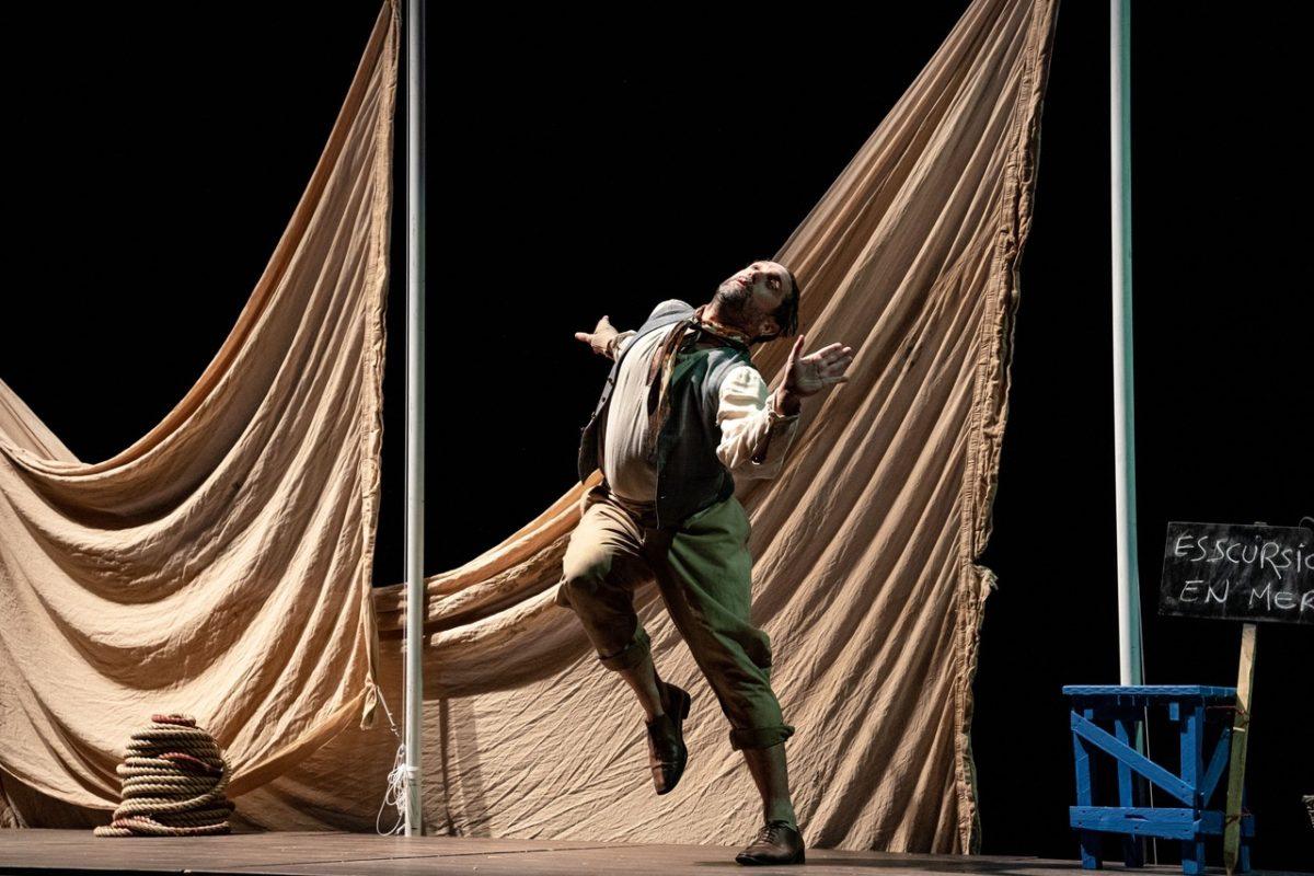 Mangeclous-Albert-Cohen-Olivier-Borle © Julie Cherki