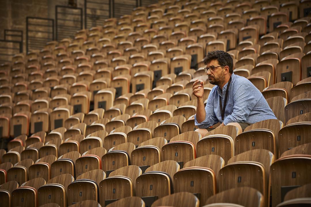 « la Cerisaie » de Tiago Rodrigues © Christophe Raynaud de Lage