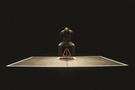 « Un homme debout » © Luciana Poletto