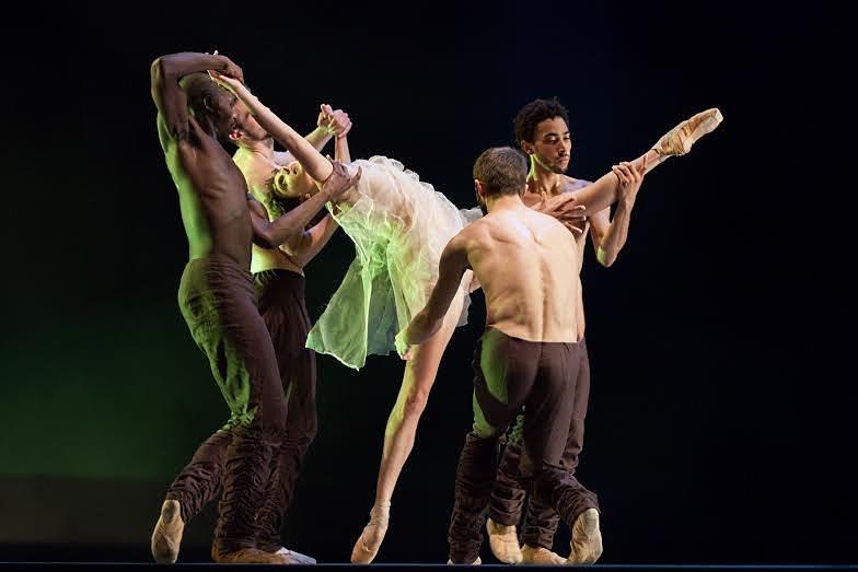 Alonso King Lines Ballet © Margo Moritz
