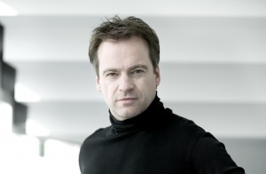 Jonathan Nott, chef d'orchestre du Gustav Mahler Jugendorchester © Thomas Mueller