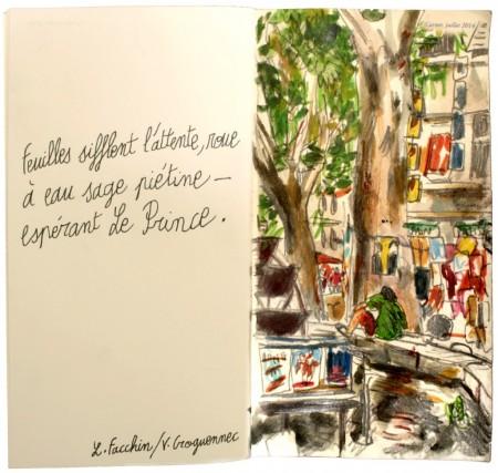 Choses vues au Festival d'Avignon, numéro un