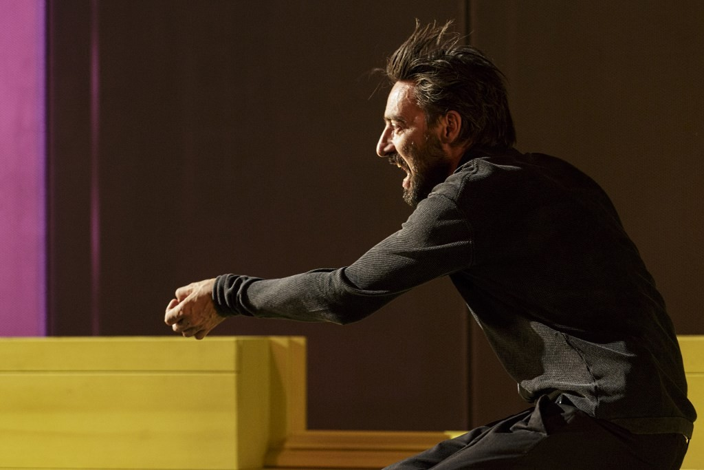 « Andreas » © Christophe Raynaud de Lage / Festival d'Avignon