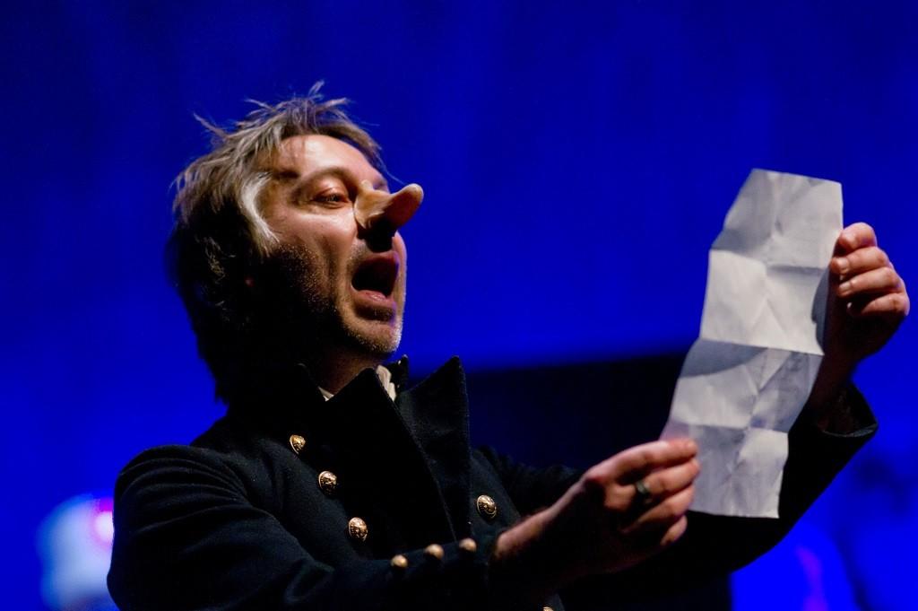Cyrano de Bergerac © Patrick Moll