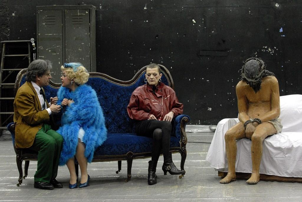 Huis clos © Michel Cavalca