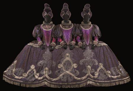 Costume dePatriceCauchetier pourlerôle desParques dans«HippolyteetAricie» deRameau ©FlorentGiffard