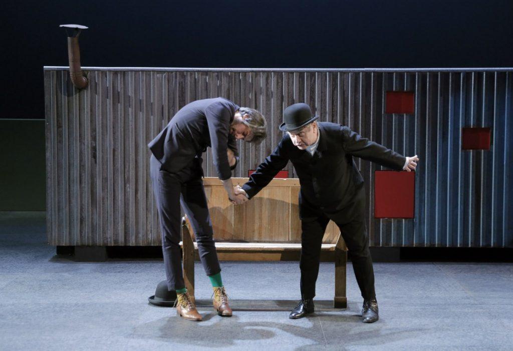 Reprise de bouvard et p cuchet de j r me deschamps - Les trois coups au theatre ...