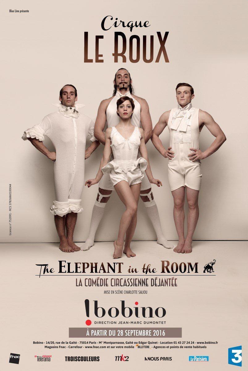 « The Elephant intheRoom»