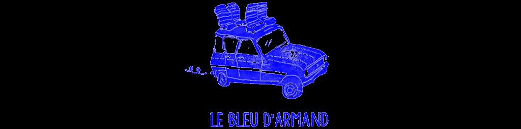 Le Bleu d'Armand