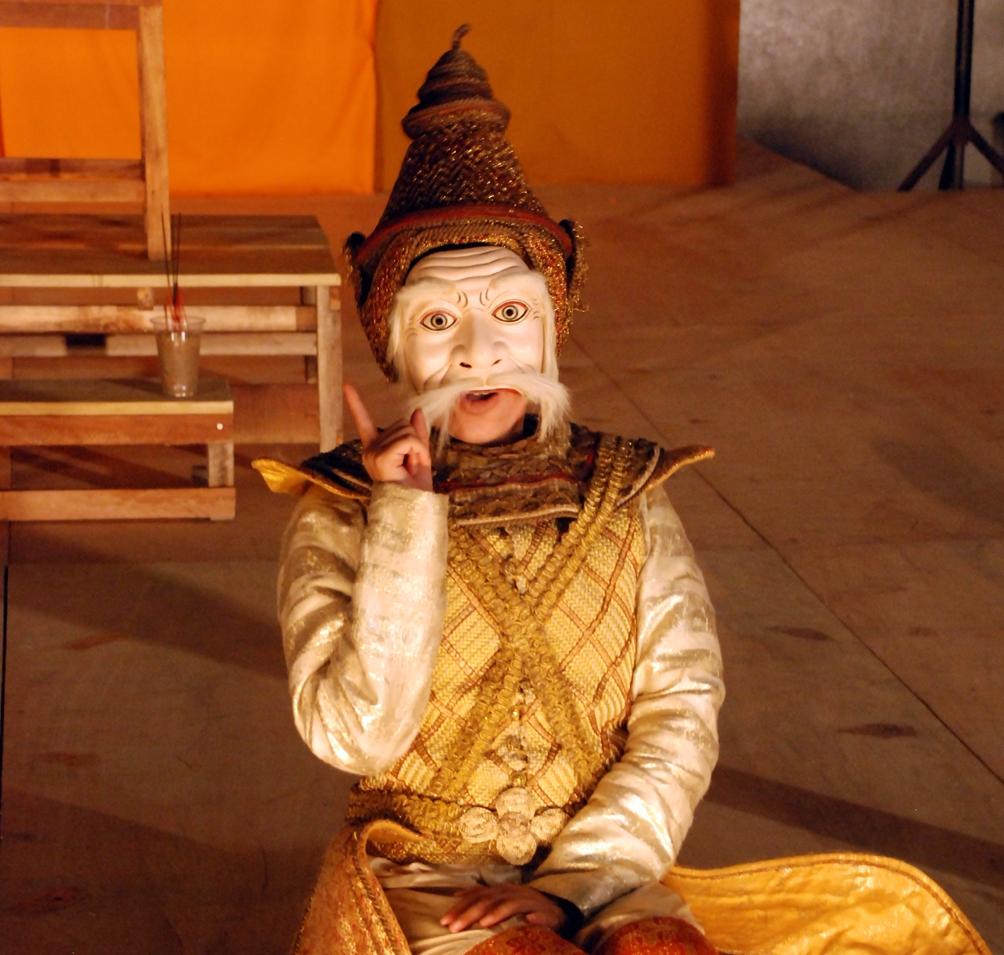 « l'Histoire terrible maisinachevée deNorodomSihanouk, roi duCambodge», 2eépisode ©EverestCantodeMontserrat