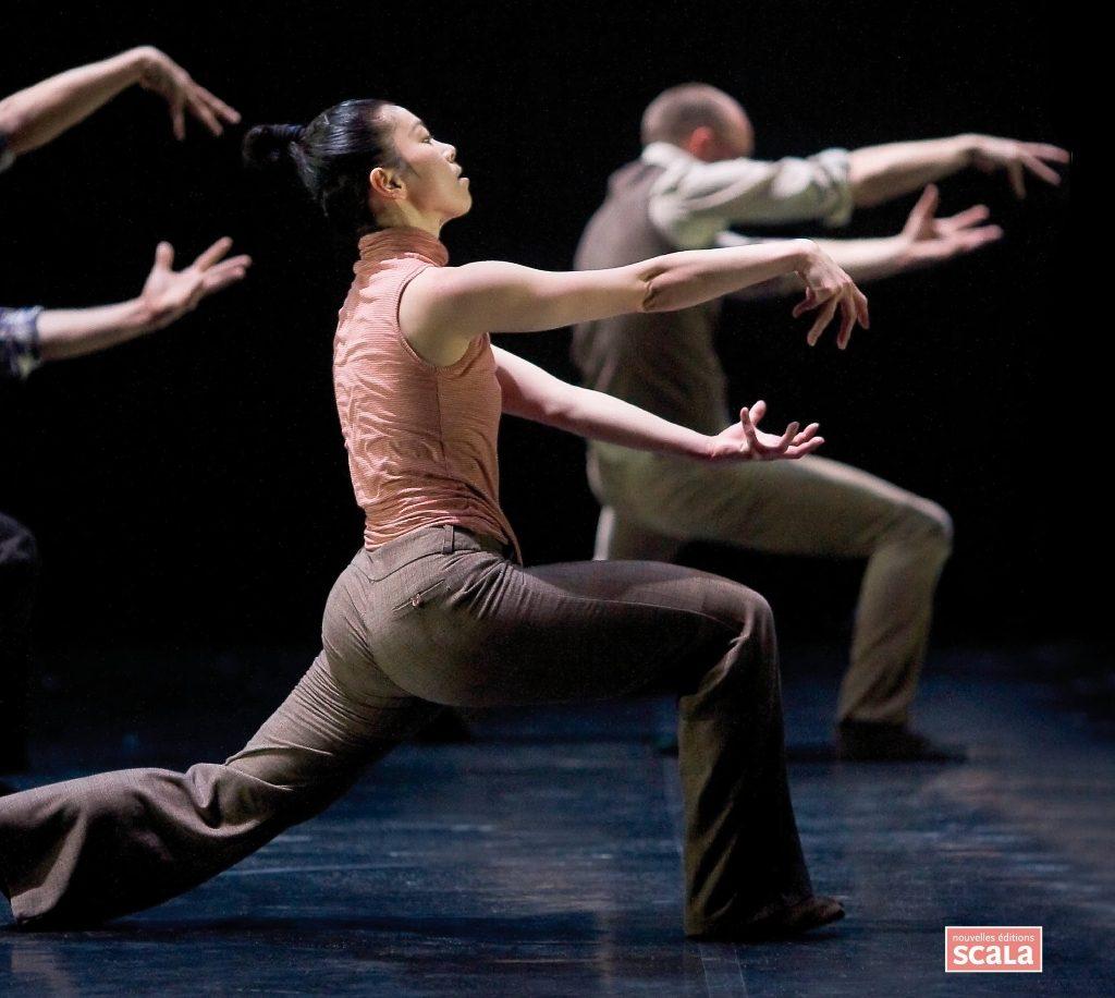 « Danse contemporaine» ©LaurentPhilippe