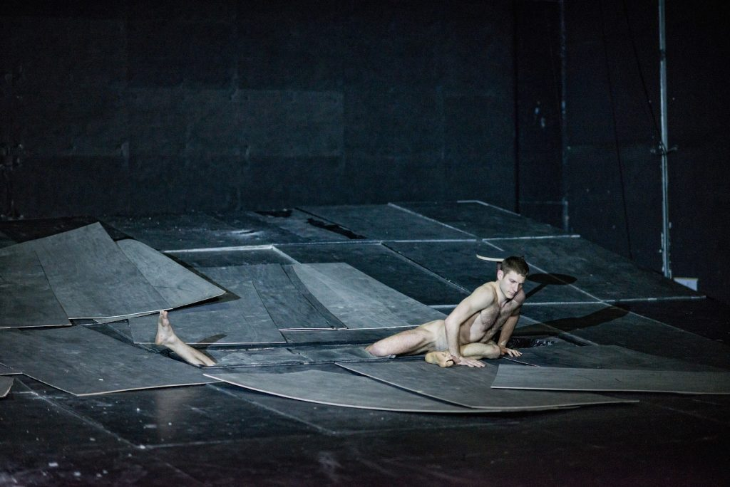 « The Great Tamer », Dimitris Papaioannou © Julian Mommert