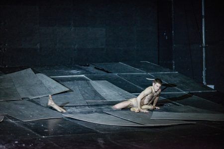 « The Great Tamer », Dimitris Papaioannou © Julian Mommert