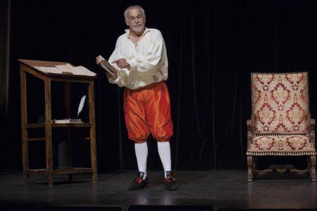 « Molière malgré moi » de Francis Perrin © Bernard Richebé