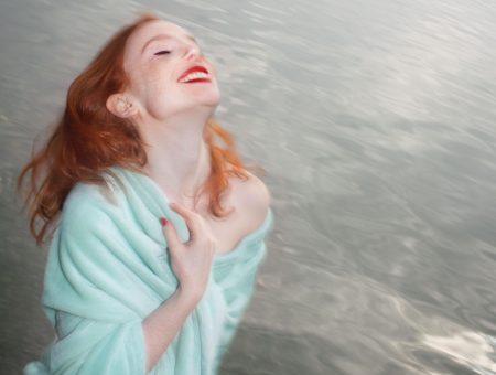 « Marla, portrait d'une femme joyeuse », Théâtre en Flammes © Virginie Otth