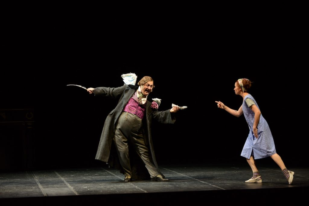 « La Cenerentola » de Rossini © Jean-Pierre Maurin