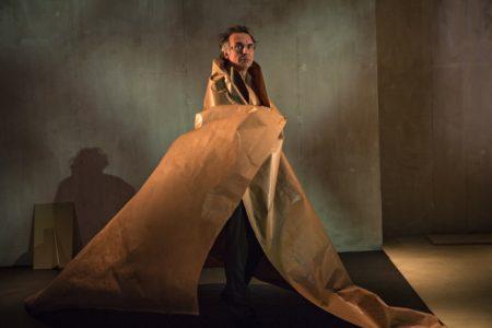 « Maîtres anciens-Comédie » de Thomas Bernhard avec Nicolas Bouchaud © Jean-Louis Fernandez