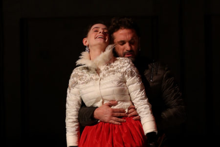 «Le Misanthrope » – Mise en scène de Louise Vignaud © Lorenzo Chiandotto