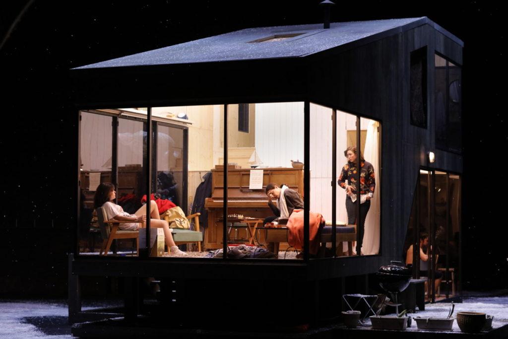 «Les Trois Sœurs»dans une mise en scène de Simon Stone © Thierry Depagne