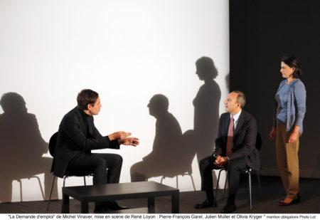 « La Demande d'emploi » de Michel Vinaver © Photo Lot