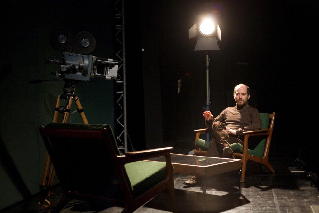 « Jan Karski » de Yannick Haenel – Mise en scène d'Arthur Nauzyciel © Frédéric Nauczyciel - Centre Dramatique National Orléans Loiret Centre