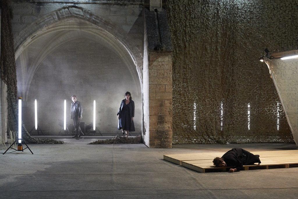 Iphigénie » de Chloé Dabert © Christophe Raynaud de Lage