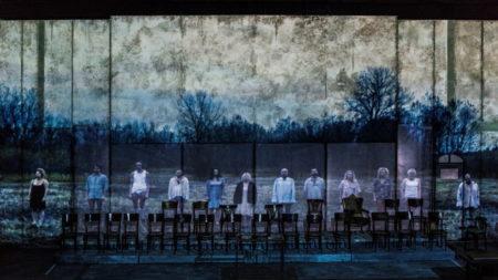 « Le Procès » de Frantz Kafka – Mise en scène de Krystian Lupa © Magda Hueckel