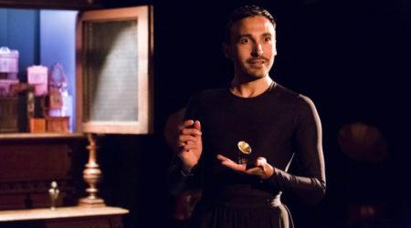 Thierry Lopez dans « Ich Bin Charlotte» de Doug Wright - Mise en scène de Steve Suissa © Svend Andersen