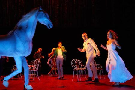 «Ervart »de HervéBlutsch – Mise en scène de Laurent Fréchuret ©Christophe Raynaud De Lage