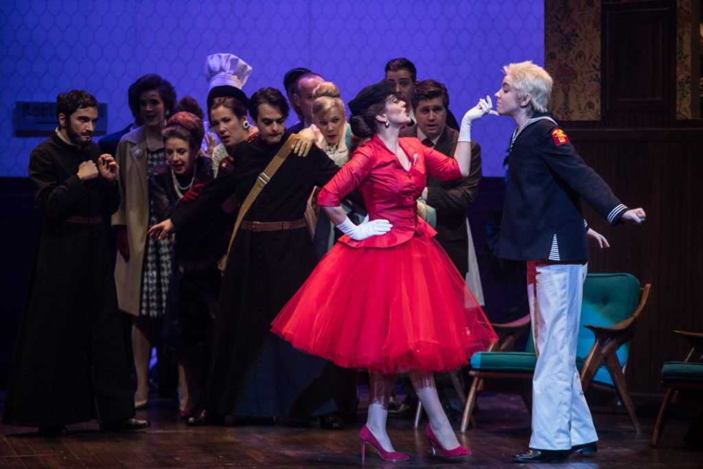 «Le Comte Ory» de Gioacchino Rossini ©Laurent Guizard