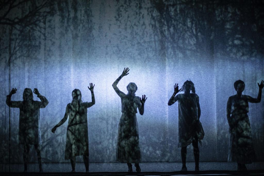«Les Sorcières de Salem» d'ArthurMiller – Mise en scène d'EmmanuelDemarcy-Mota © Jean-LouisFernandez