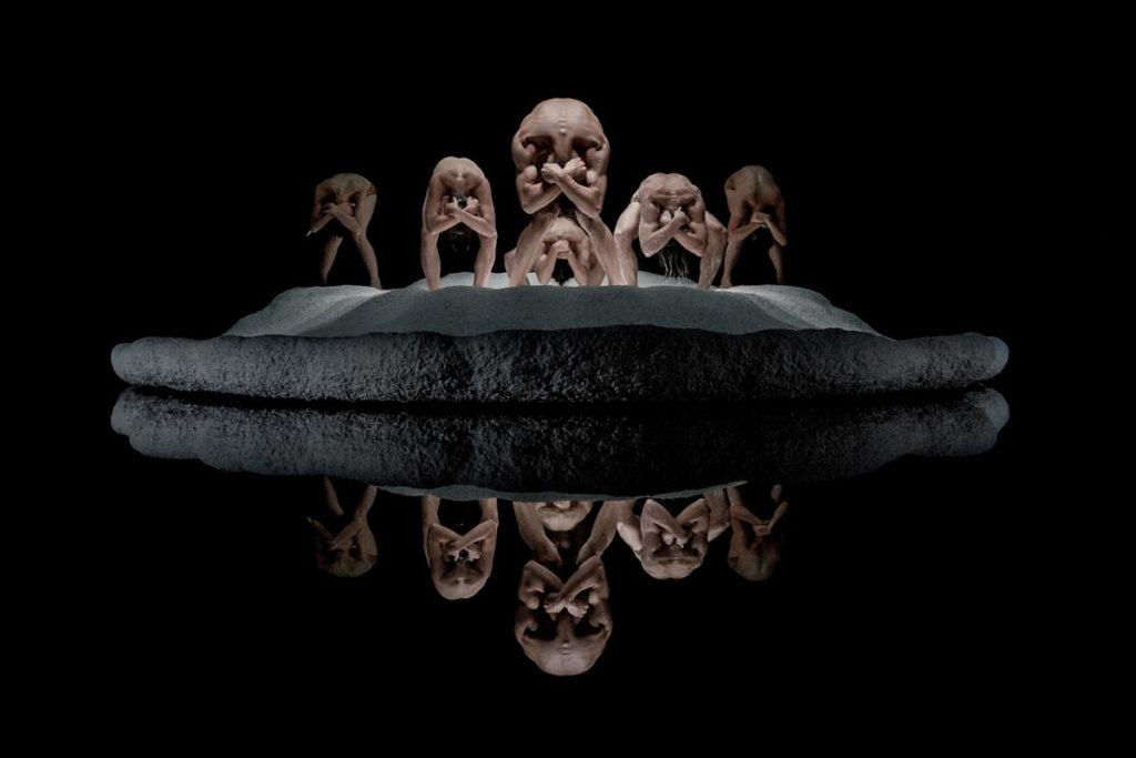«Vessel» de Damien Jalet et Kohei Nawa©Yoshikazu INOUE
