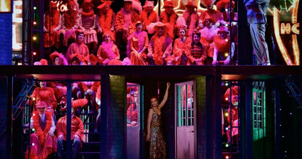 « Manon » de Jules Massenet, mis en scène par Olivier Py ©Stefan Brion