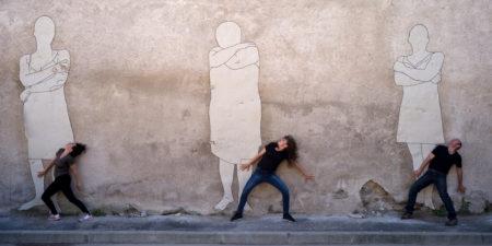«Les Tondues » des Arts Oseurs © Jean-Pierre Estournet