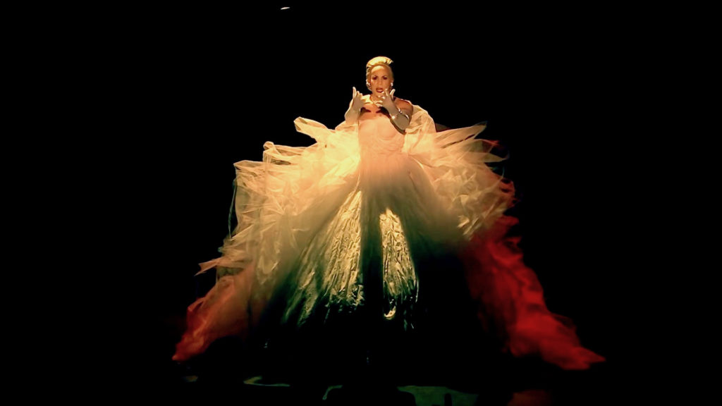 « Evita, le destin fou d'Eva Perón» de Stéphan Druet © DR