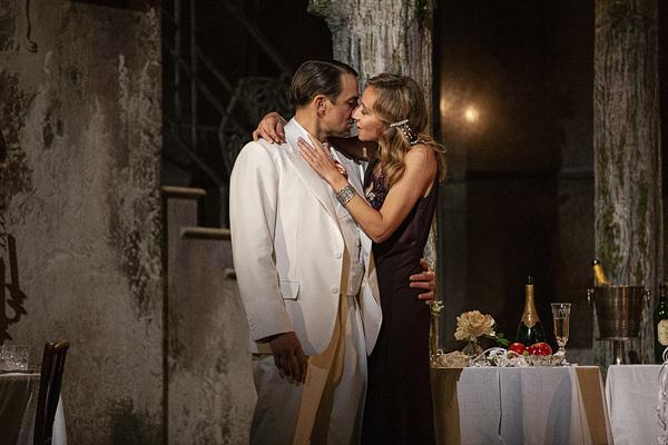 « l'Heureux Stratagème » au Théâtre Edouard-VII © Bernard Richebé