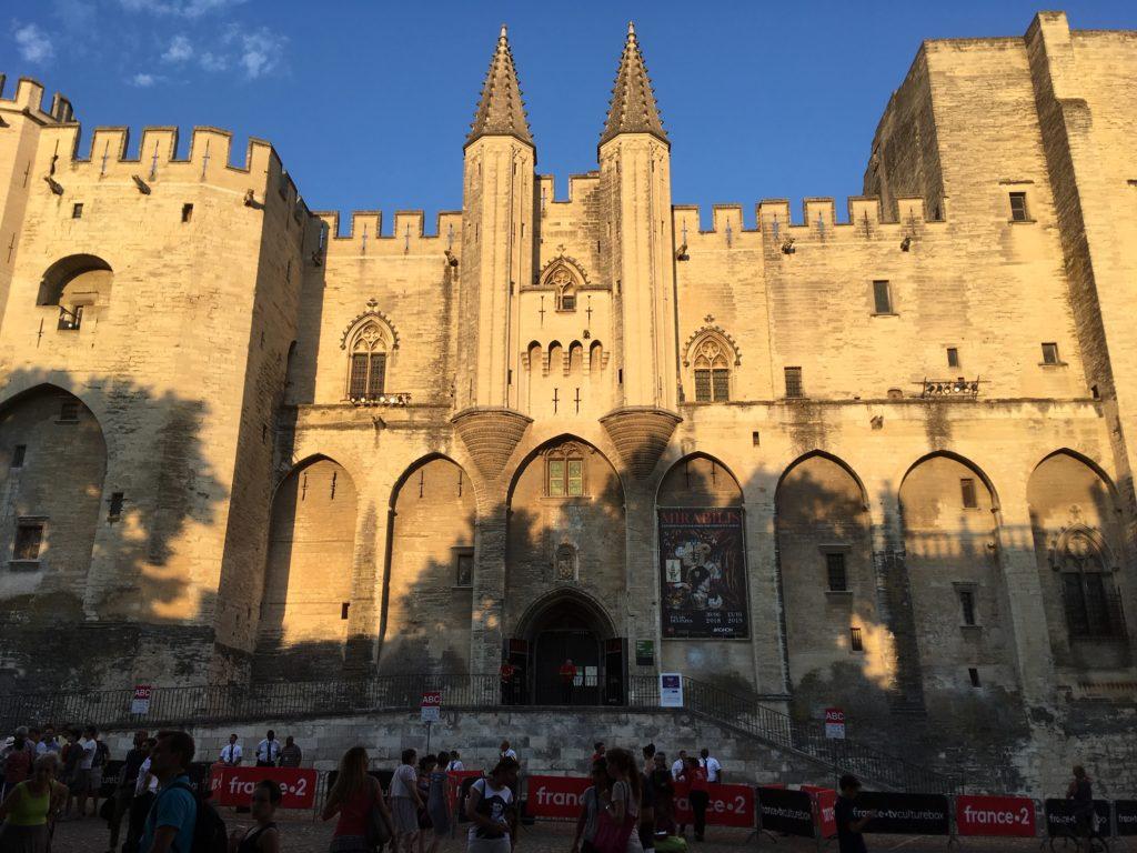 Festival d'Avignon © DR