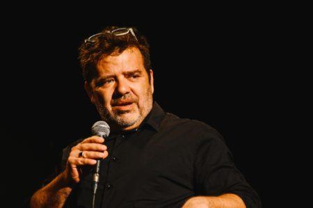 Julien Poncet, Comédie-Odéon, Les Naufragés, Patrick Timsit, Philippe caubère, Trina Mounier